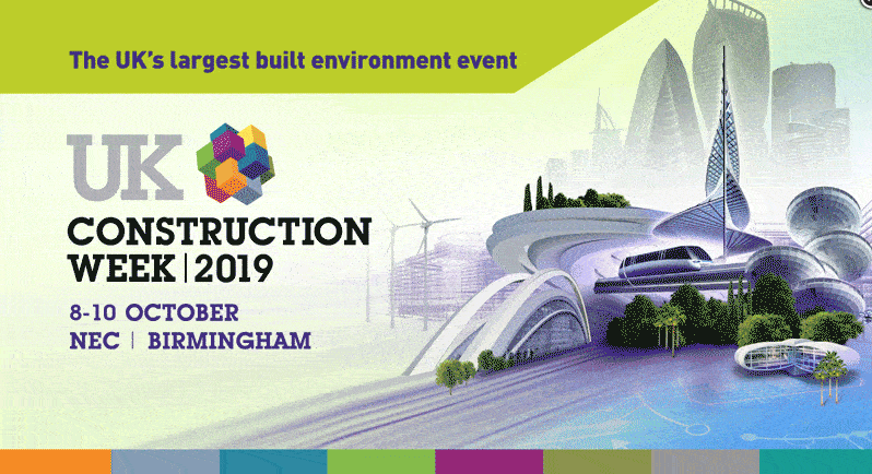UK Construction Week 2019 image